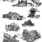 """Formy architektoniczne """"domów solarnych"""""""